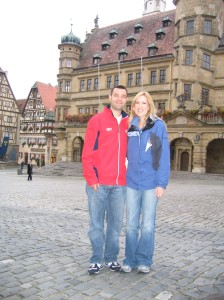 Rothenburg ob Tauber, Germany with Mr.RealtorDawn