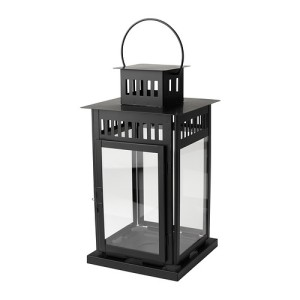 Borrby Lantern from Ikea, $14.99